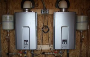 Tankless Water Heater Repair Tulsa